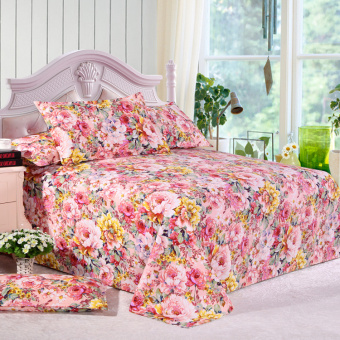 Single or double Student Dormitory Bed Linen