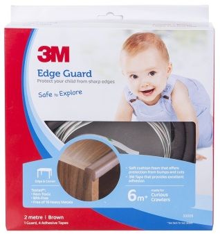 3m child safety edge guard brown Singapore
