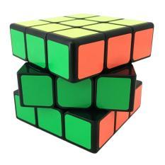 360DSC ShengShou Legend Big 3x3x3 Magic Cube Puzzle Speed Cube with PVC Sticker - Black Body
