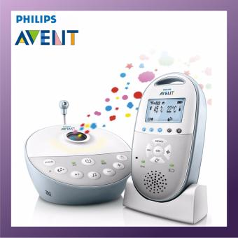 philips avent dect baby monitor lazada singapore. Black Bedroom Furniture Sets. Home Design Ideas