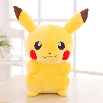 Pocket Monster large doll Pikachu