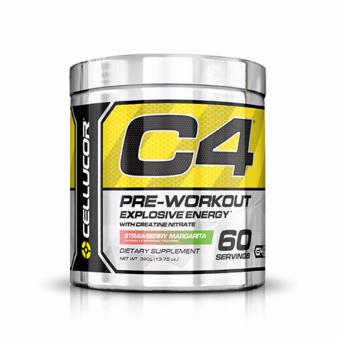 Cellucor C4 Pre-workout 60s - Strawberry Margarita