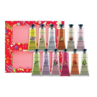Crabtree and Evelyn Deluxe Twelve Collection (12 pieces)