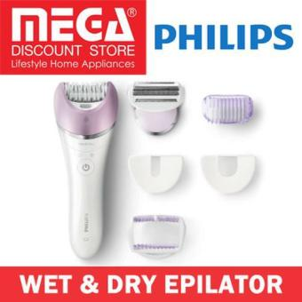 Philips Wet And Dry Epilator Bre630