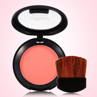 intl Professional Three in one Cheek Makeup Set Blush Powder With Brush 3 .