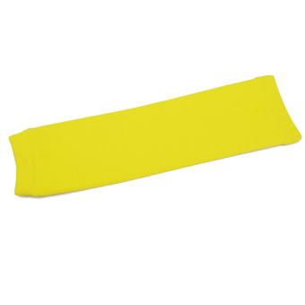 Buytra Arm Band Sleeve Basketball Baseball Stretch Yellow