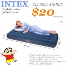 intex airbed singlecot to mattressair bed
