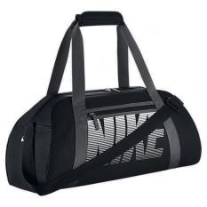 Nike Gym Club Women&039;s Training Duffel Bag ( Black/ Grey/white)