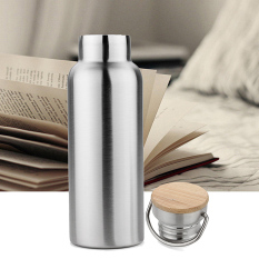 Stainless Steel Sports Vacuum Insulated Water Bottle Travel 500ml - Intl