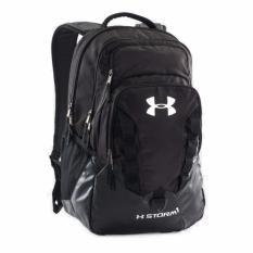 Ua Storm Recruit Backpack-Black