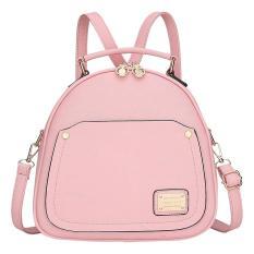 360dsc Fashionable Embossing Nubuck Leather Single Shoulder Bag Source · 360DSC Multifunctional Women PU Casual Shoulder Bag Backpack Handbag Pink