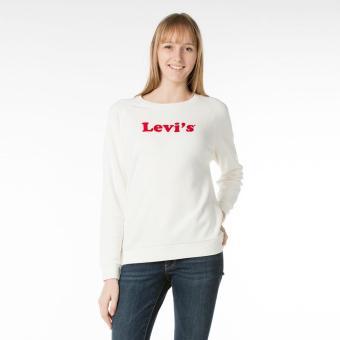 Boyfriend Crewneck Sweatshirt