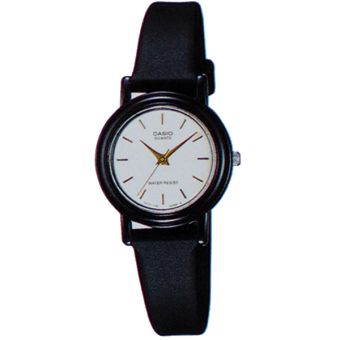 Casio classic ladies black resin strap watch lq139emv 7a lazada singapore for Black resin ladies watch