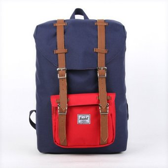 Herschel Supply Co Backpack (Design 1 NavyRed Mid Volume)