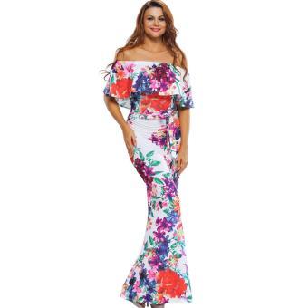 Purple Summer Dresses | Lazada.sg