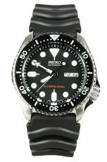 men sport watches singapore online lazada seiko automatic diver men s black resin strap watch skx007k1