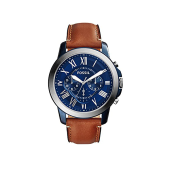 FOSSIL MEN'S GRANT CHRONOGRAPH WATCH FS5151
