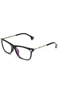 9b1c7da053 Chrome Hearts Glasses Frame Retro Frame Bright black