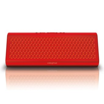 creative airwave hd bluetooth speaker red lazada singapore. Black Bedroom Furniture Sets. Home Design Ideas