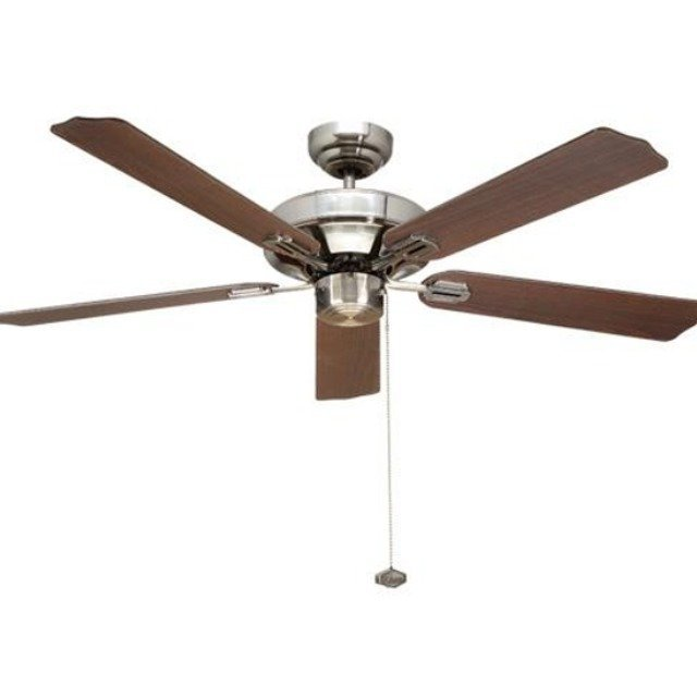 "New Vision Electronics- Fanco FFM2000 52"" Ceiling Fan With Pull String ..."