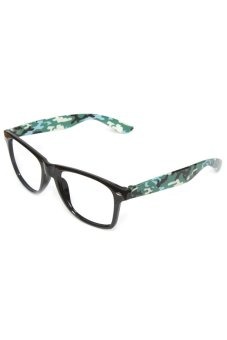 Big Frame Glasses Singapore : Fancyqube Hot Unisex Meters Rivet Small Big Frame Flower ...