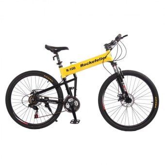 Foldable A2 Lightweight Foldable 26inch Bike Shimano