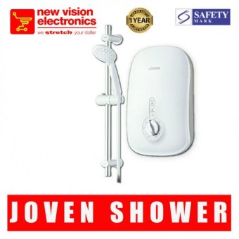 joven instant hot shower sa10 psb safety mark approved 1 year warranty lazada singapore. Black Bedroom Furniture Sets. Home Design Ideas