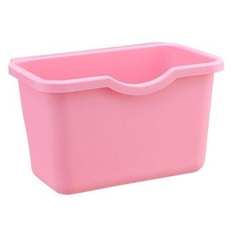 Kitchen trash storage box pink export intl lazada singapore - Pink kitchen trash can ...