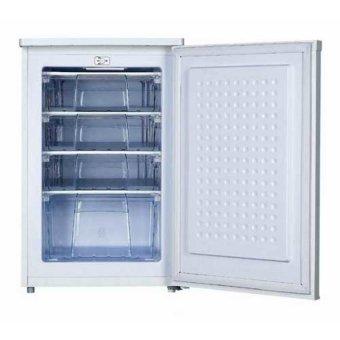 Kuche KUF95U 95L Upright Freezer White Lazada Singapore