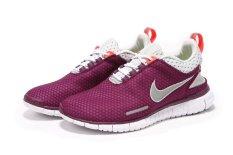 Nike Women\u0026#39;s Free OG \u0026#39;14 BR Running Shoes Training Shoe Sneakers (Purple/White