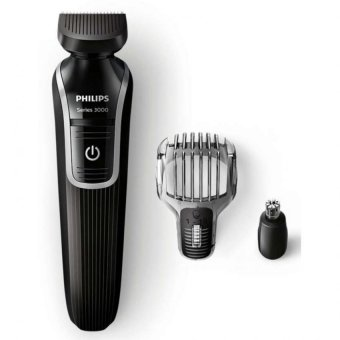 philips qg3320 hair trimmer beard comb nose trimmer 2 years warranty. Black Bedroom Furniture Sets. Home Design Ideas