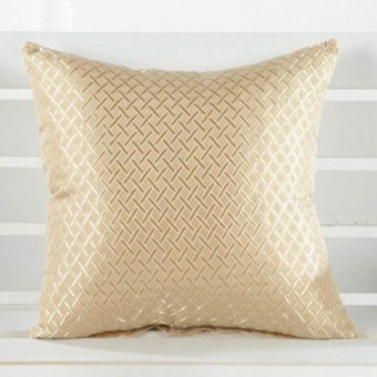 Decorative Pillow Cover Model : Ropalia Throw Pillow Case Home Car Sofa Decorative Cushion Cover (Beige) Lazada Singapore