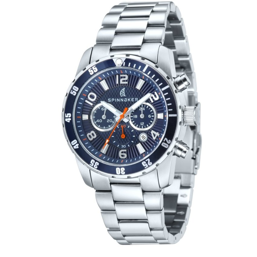 Invicta Excursion Mens Silver Stainless Steel Strap Watch ...