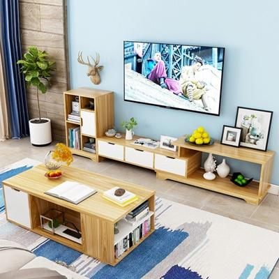 Taken Living Room Package (Coffee Table / TV Console) (All Free Installation!)