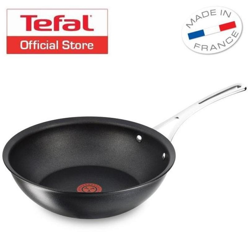 Tefal Experience Wok Pan 28cm E75419 Singapore