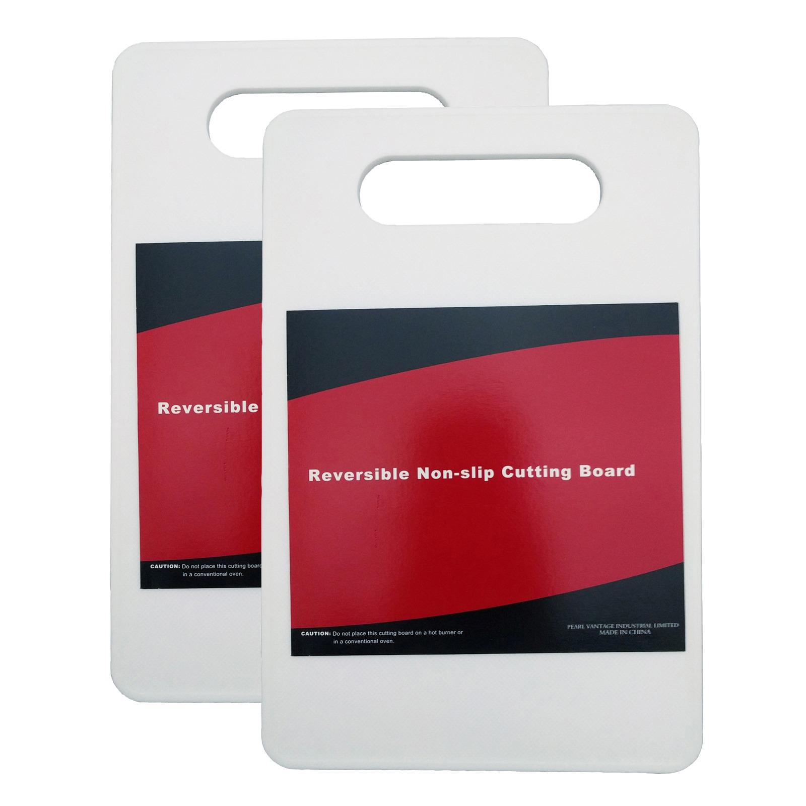 Price Plastic Cutting Board 29X19Cm 2 Pc Pack Oem Online