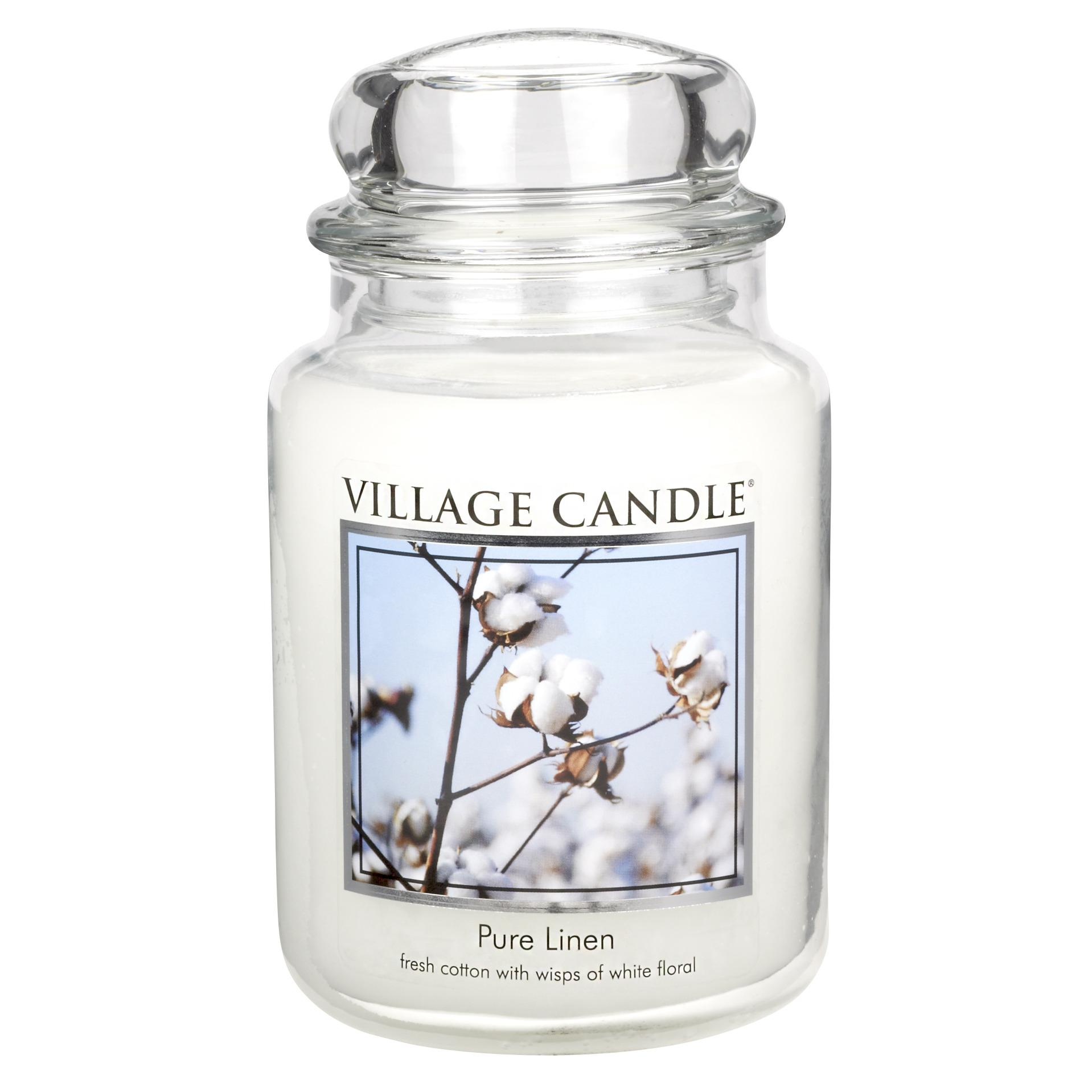 Price Comparisons Pure Linen Candle 26Oz