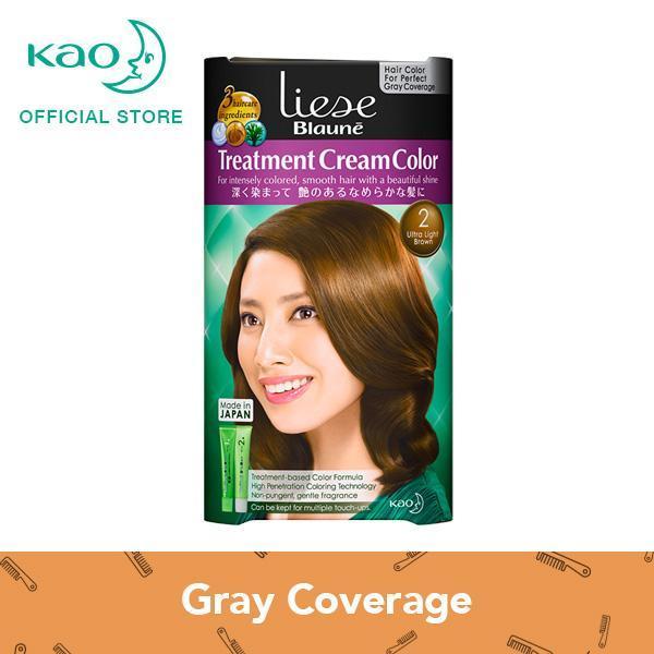 Buy Liese Blaune Treatment Cream Color Ultra Light Brown Singapore