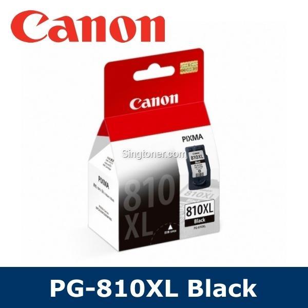 Original Canon Pg-810xl / Pg810xl / Pg 810xl - Black Ink Cartridge For Canon Pixma Ip2770 Ip2772 Mp237 Mp245 Mp258 Mp268 Mp287 Mp276 Mp287 Mp486 Mp496 Mp497 Mx328 Mx338 Mx347 Mx357 Mx366 Mx416 Mx426 By Singtoner.