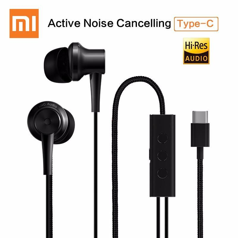 Xiaomi Type-C  ANC Hybrid Noise Cancelling Earphone Headphone With MIC Singapore