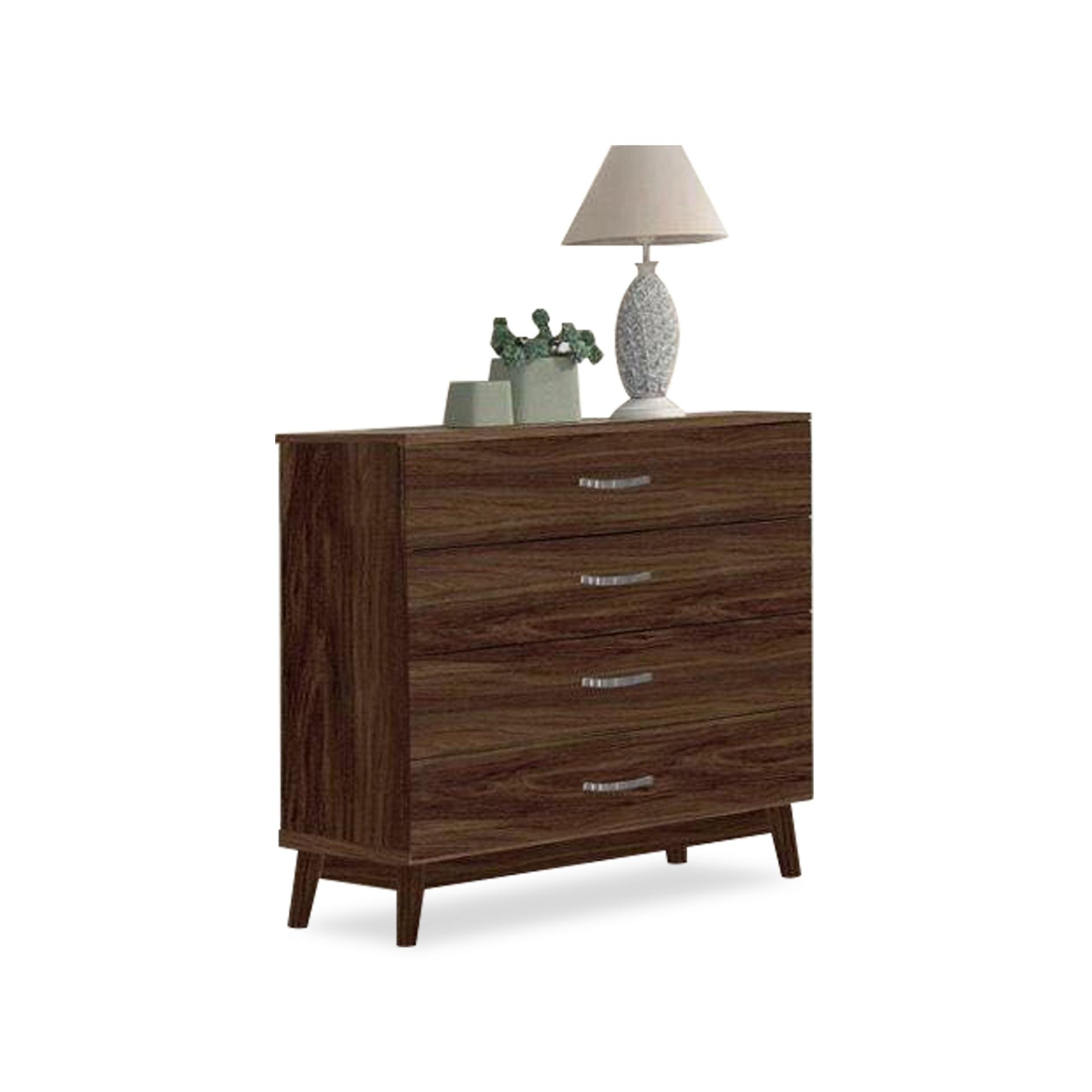 Marie Chest Of 4 Drawers (FREE DELIVERY)(FREE ASSEMBLY)