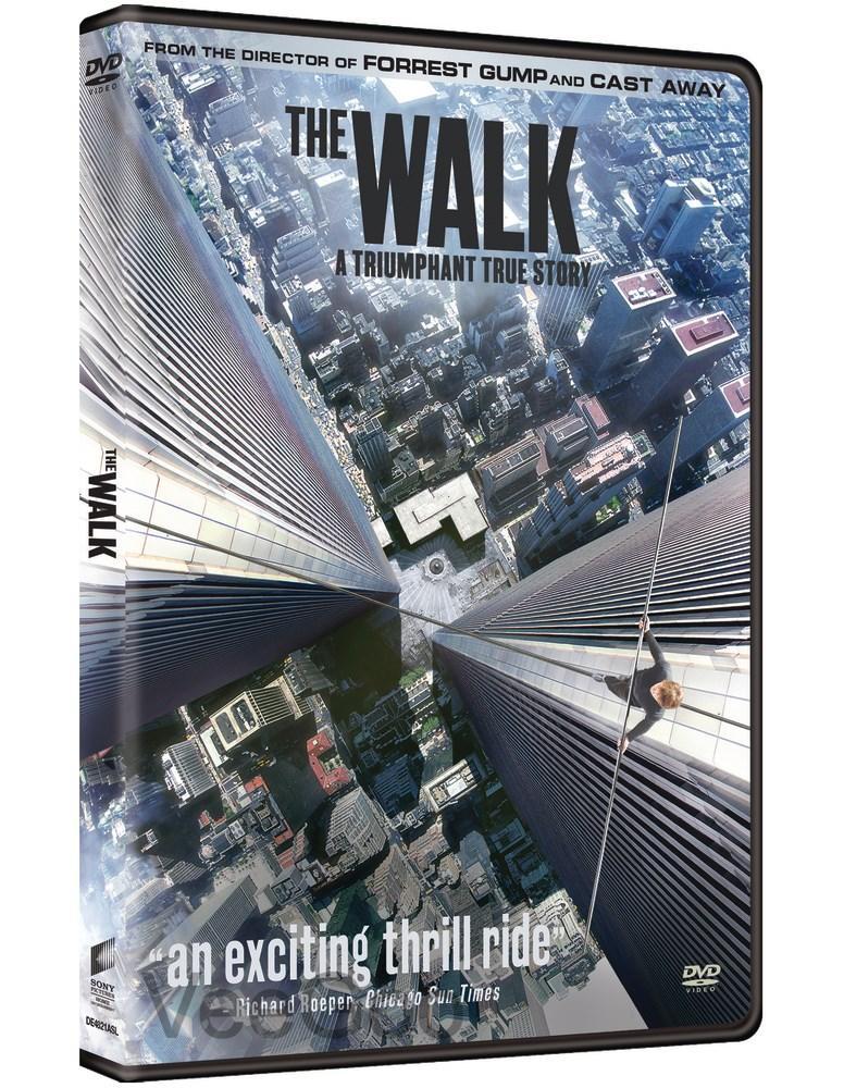 THE WALK  DVD (PG/C3)