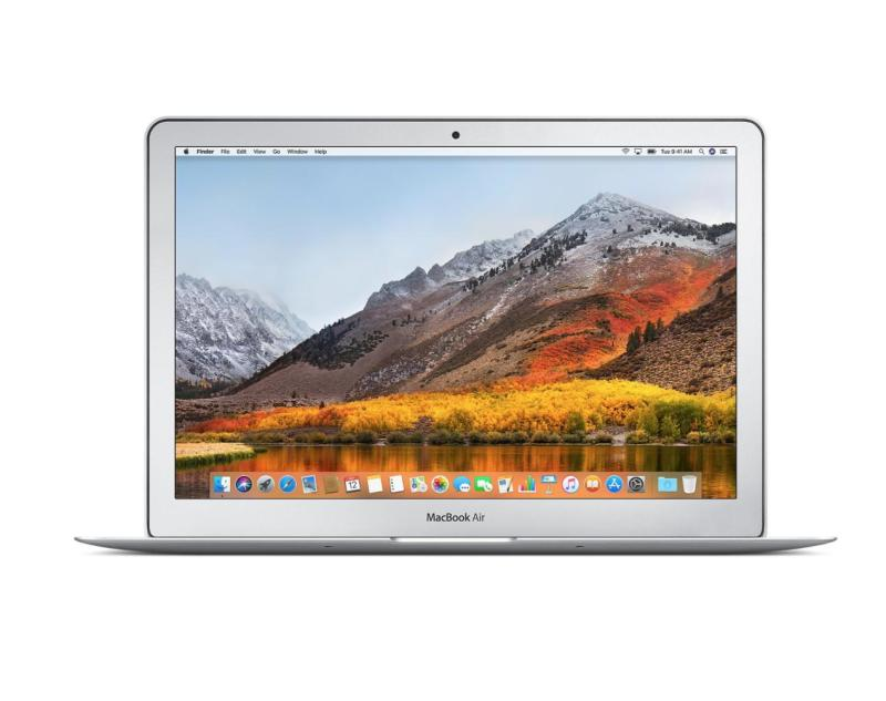 Apple Macbook Air 13inch MQD32ZP/A 1.8GHz Intel Core i5 8GB 1600 DDR3 128GB Flash storage
