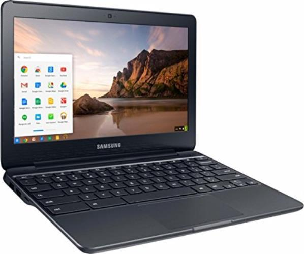 Samsung Newest Chromebook 3 Flagship High Performance 11.6 HD Laptop PC | Intel Core Celeron N3060 | 4GB RAM | 32GB eMMC | Bluetooth | WIFI | Chrome OS (Black)