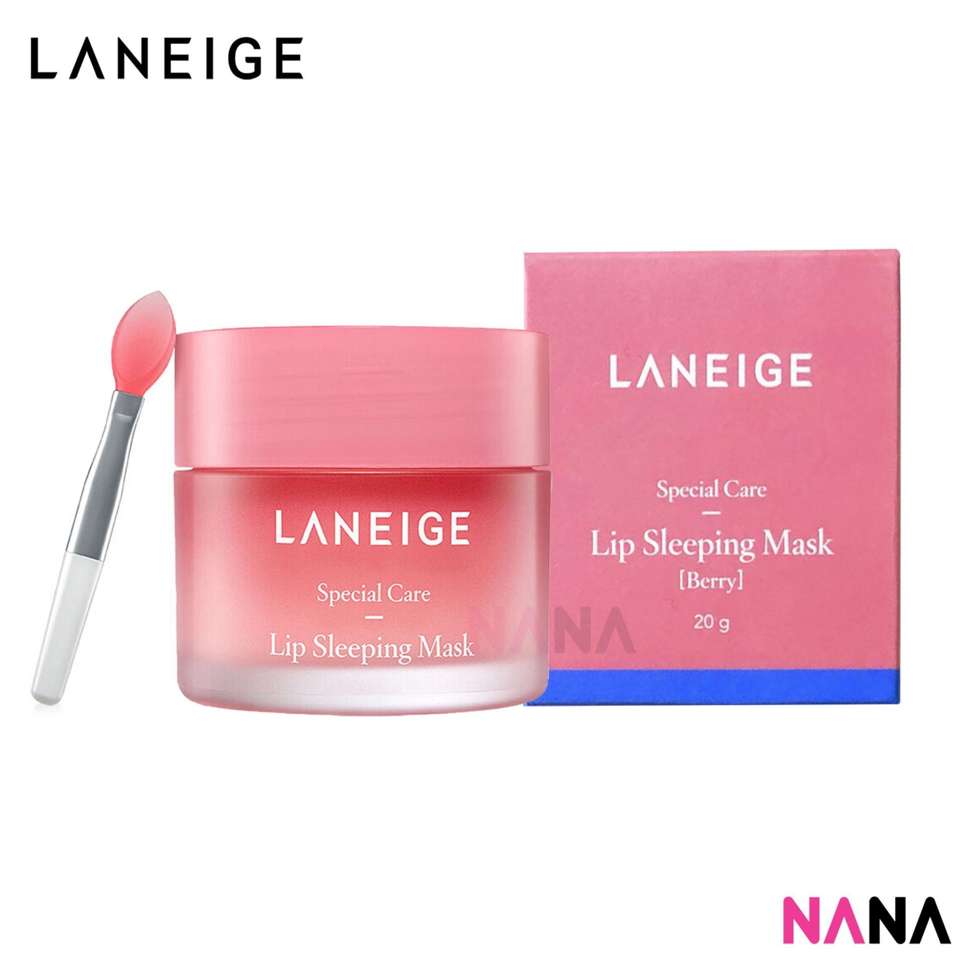 Buy Laneige Water Sleeping Mask Pack Lazada Lip 20gr 20g New Intl