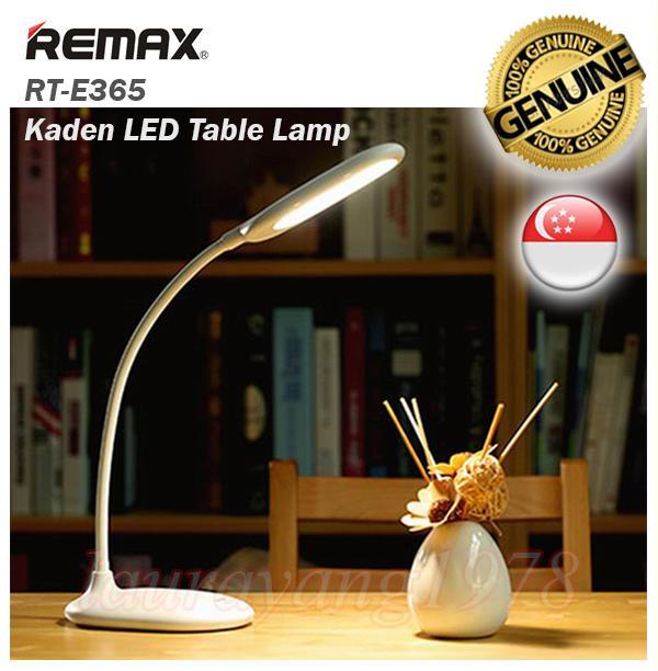 Remax RT-E365 Kaden LED Eye Protection Table Lamp 360 Rotation Study Desk Office