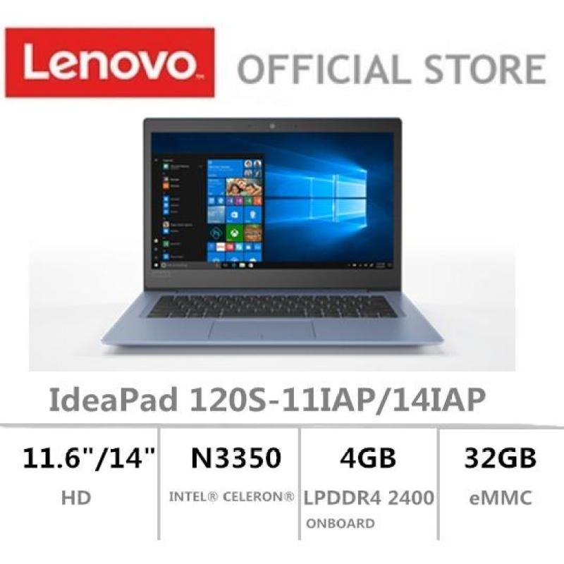 Lenovo|IdeaPad 120S|11.6HD|Grey|1 Year Local Warranty