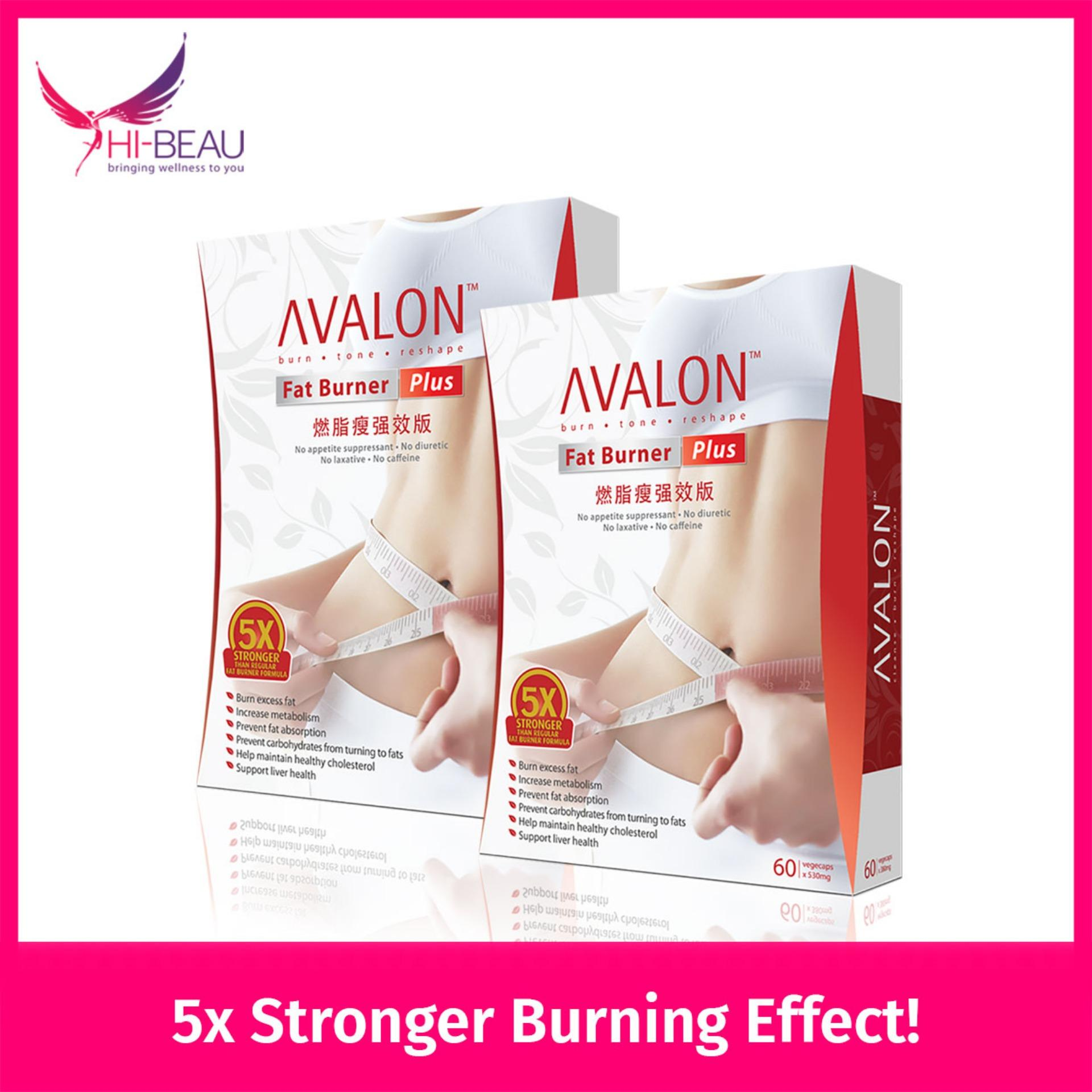 Get The Best Price For Avalon Fat Burner Plus Twin Pack