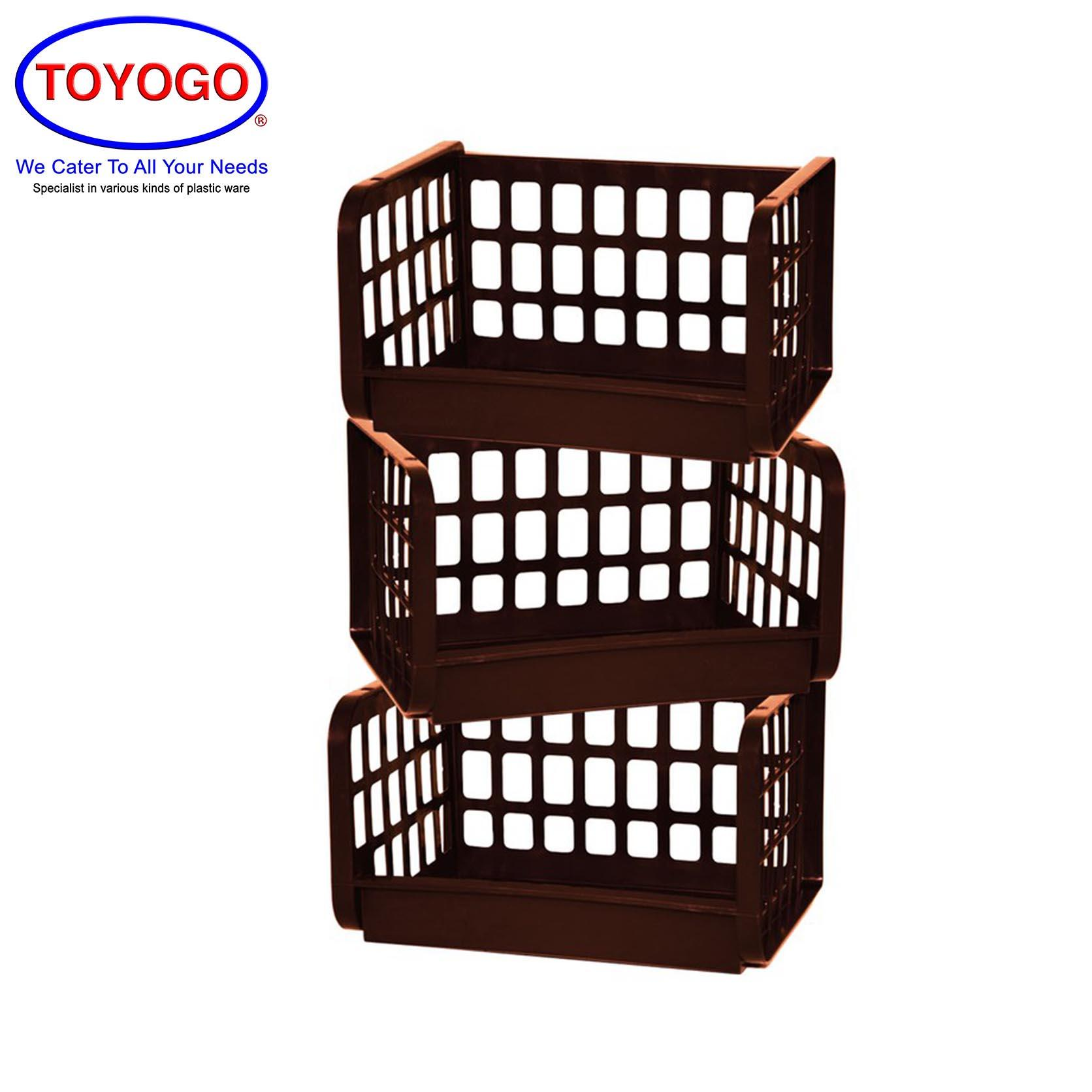 Toyogo Multi Racking (Bundle of 3) (7408)