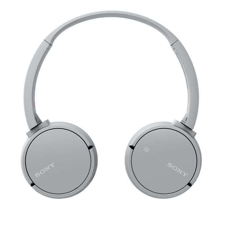 Sony WH-CH500 (1 Year Warranty) On-Ear Bluetooth Headphone - Grey Singapore